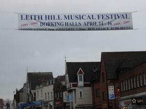 Leith Hill Music Festival