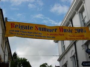 Reigate Summer Music