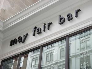The May Fair Bar, London
